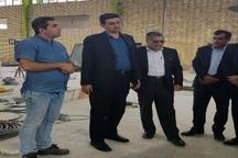 فرماندار: 60 واحد تولیدی و صنعتی در مهریز فعالیت دارند