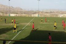 تیم آبی پوشان رامشیر برابر حریف خوزستانی خود به پیروزی رسید