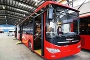 هفت دستگاه اتوبوس تحویل ناوگان حملونقل عمومی همدان شد