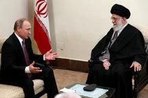 پوتین به دیدار رهبر معظم انقلاب می رود