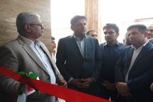 8 طرح خدماتی در ایرانشهر افتتاح شد