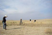 پایان فصل اول مطالعات باستانشناسی در محوطه تاریخی «ویران شهر» فاروج