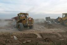 5.7 هکتار از اراضی ملی در ابوزیدآباد آزادسازی شد