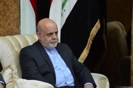 سفیر جدید ایران در عراق با حیدر العبادی دیدار کرد