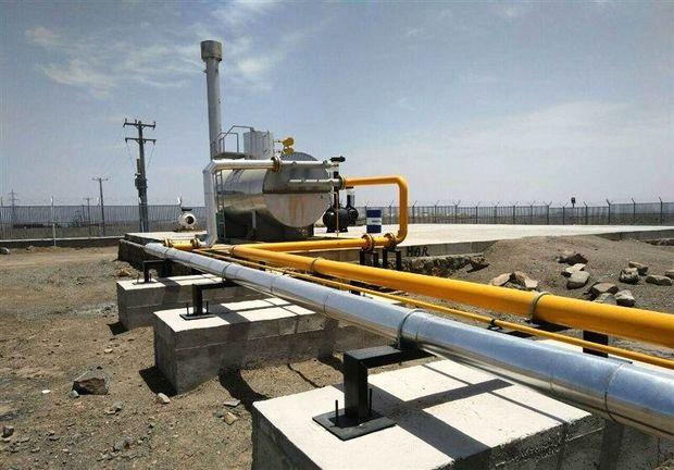 ۶۵۰ واحد صنعتی ایلام از گاز طبیعی استفاده میکنند
