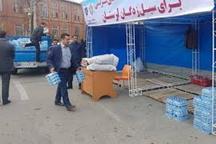 15 پایگاه بهزیستی ویژه جمع آوری کمک مردم به سیل زدگان دایر شد