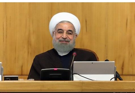 رئیس جمهور در پیامی انتخاب نجفی به عنوان شهردار تهران را تبریک گفت