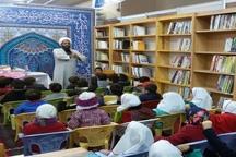 تلفیق مسجد و کتابخانه در روستاهای گیلان