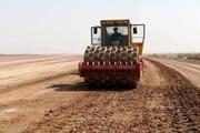 ساخت جاده سیروس آباد به سبزدشت بافق آغاز شد