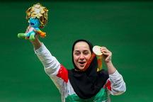 ساره جوانمردی نامزد عنوان بهترین ورزشکار معلول جهان شد