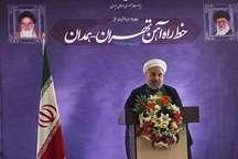 روحانی: تلاش کردم خواسته های رهبری انقلاب برآورده شود