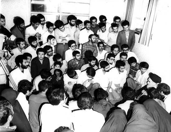 دو خاطره درس آموز از برخورد امام با جوانان