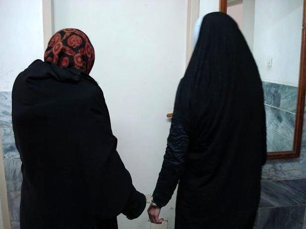 متلاشیشدن باند سرقت «خواهران و عمه تیزدست» در مشهد
