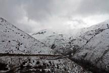 زمستان به ارتفاعات مازندران برمی گردد