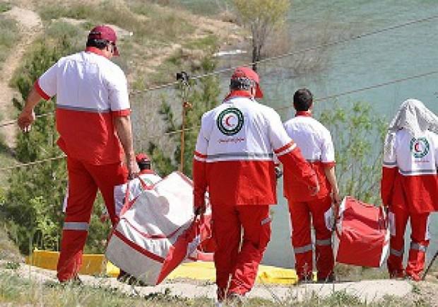 سه نفر گرفتار در رودخانه کرتول ملکشاهی نجات یافتند