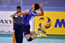 ملی پوش ارومیه ای والیبال ایران به 'ورونا' ایتالیا پیوست