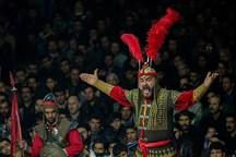 آغاز سوگواره تعزیه در خلیل آباد