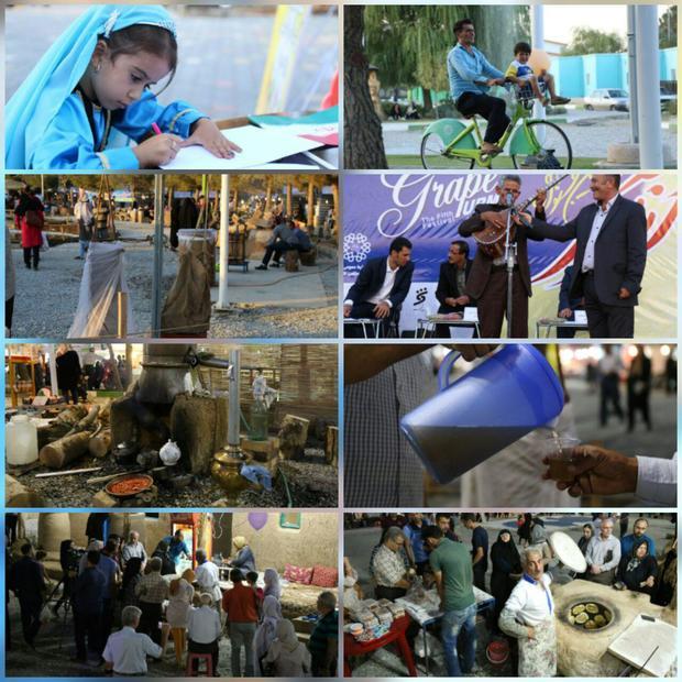 اسکان بیش از 8 هزار گردشگر همزمان با جشنواره انگور در ارومیه