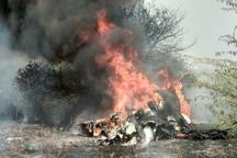 سرنگونی 2 جنگنده هندی و یک جنگنده پاکستانی در جدیدترین درگیری میان دو کشور