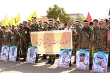 20 هزار نفر از بسیجیان استان یزد در رزمایش اقتدار حضور دارند