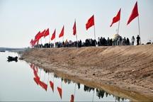 15 هزار یزدی از مناطق دوران دفاع مقدس بازدید کردند