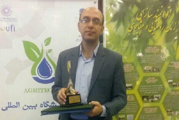 استاد دانشگاه شیراز به عنوان دانشمند برتر آکادمی علوم جهان انتخاب شد