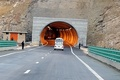 دستگیری یک سارق در تونل آزادراه خرم زال