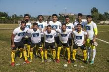 تیم فوتبال مقاومت آستارا برابر استقلال رشت به پیروزی رسید