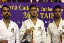 جوانان جودوکار خراسانی دو مدال آسیایی کسب کردند
