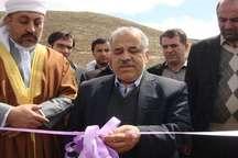 استان کردستان در اجرای سیستم های نوین آبیاری موفق عمل کرده است