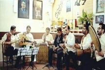 گروه موسیقی سایه از جهرم به جشنواره موسیقی  فارس راه رفت