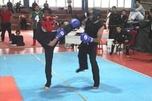 رقابت های کشوری کونگ فو به میزبانی البرز آغاز شد