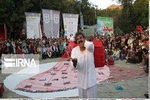 ۳۸ اثر به بخش نهایی جشنواره بین المللی تئاتر خیابانی مریوان راه یافت