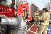 آزمون استخدامی جذب آتشنشان در فارس ۱۸ مرداد برگزار می شود
