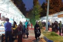 نمایشگاه صنایع دستی استانی در دهدشت گشایش یافت