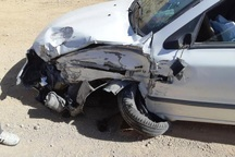 برخورد خودرو با عابر پیاده موجب مرگ یک نفر در بوکان شد