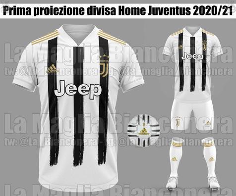 لو رفتن طرح جدید پیراهن فصل آینده یوونتوس + عکس