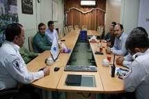 کارگروه تخصصی طراحی و تولید خودروی ارتباطات مراکز اورژانس کشور دراصفهان برگزار شد