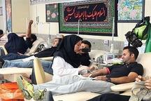 438 واحد خون در طرح نذر استان مرکزی اهدا شد
