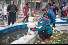 مدارس ابتدایی گروه صبح شهر کرمانشاه تعطیل شد