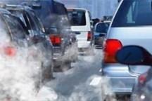 378 خودرو آلاینده در کرج اعمال قانون شد