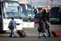 پایانه های اصفهان برای جابجایی مسافران مشکلی ندارند