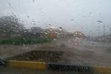 حسینیه اندیمشک همچنان رکورددار میزان بارندگی در خوزستان است