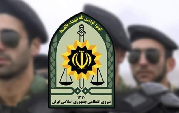 پخش یک کلیپ و وعده رئیس پلیس پایتخت برای بازداشت مخلان امنیت