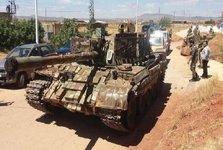 دمشق اسرائیل را به شدت تهدید کرد/ دفع حمله بزرگ النصره توسط ارتش در ادلب و حلب/ انفجار در لاذقیه