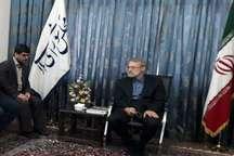 لاریجانی: توجه به مهارت آموزی و اشتغال جوانان از دغدغه های اصلی دولتمردان است