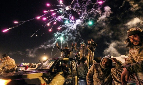 عکس/ جشن انقلاب