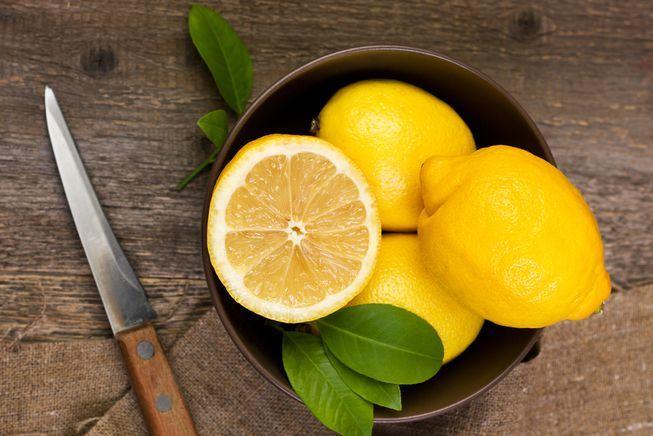 نگهداری لیمو ترش در فریزر