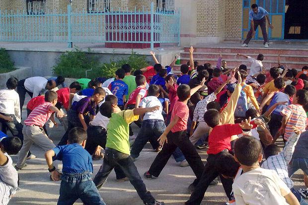 فضای ورزشی مدارس کهگیلویه و بویراحمد ۳۵ هزار مترمربع است