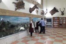 54 هزار نفر از موزه تاریخ طبیعی زنجان بازدید کردند